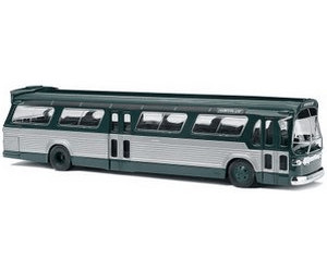 """Image of Busch Model American Bus """"Fishbowl"""" (44500)"""