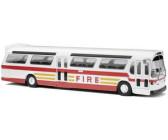 1//87 busch Fishbowl verde autobús americano 44500