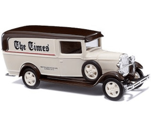 """Image of Busch Model Ford Model AA """"The Times"""" (47725)"""