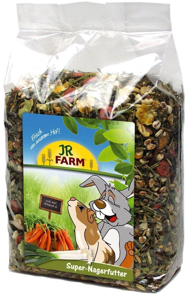 JR FARM Super-Nagerfutter 1 kg
