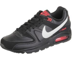 Nike Air Max Command Leder Sneaker schwarzgrau für 84,90€…