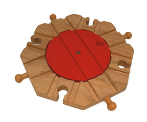 Image of Bigjigs 8 Way Turntable
