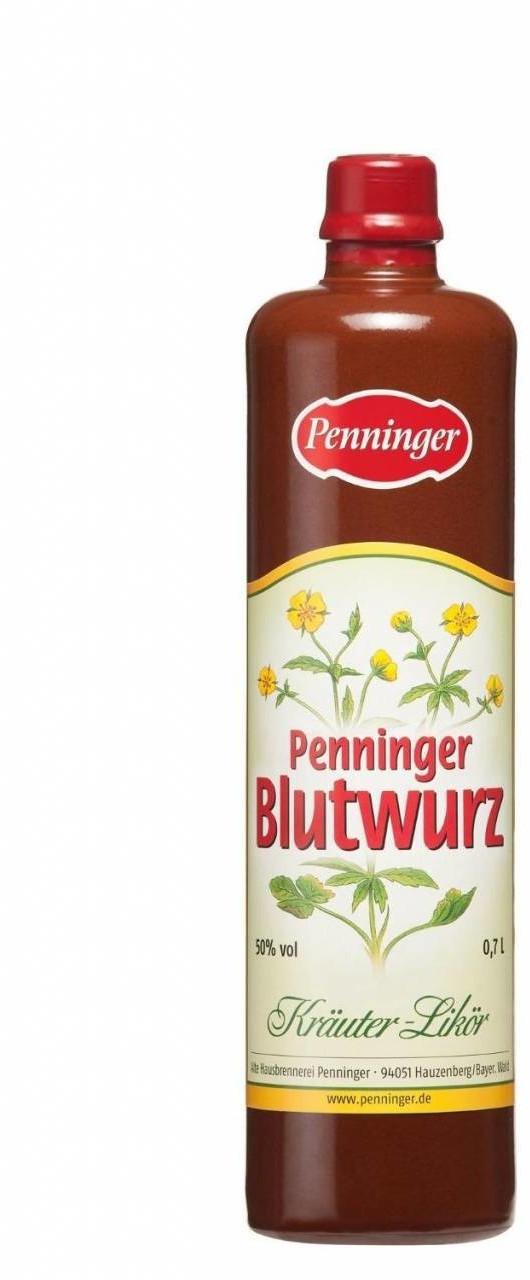 Penninger Blutwurz 0,7l 50%