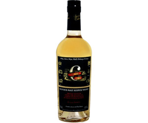 Image of The Six Isles Blended Malt Scotch Whisky 0,7l 43%