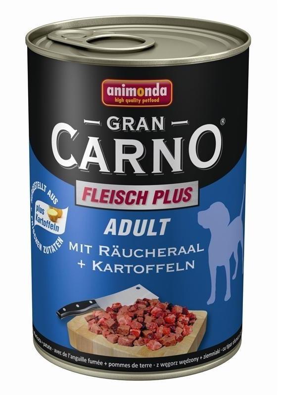Animonda Gran Carno Adult Räucheraal & Kartoffe...