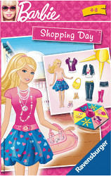 Ravensburger Barbie Shopping Day Mitbringspiel ...