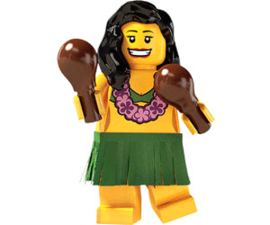Sumoringer LEGO® Minifiguren 8803 Serie 3