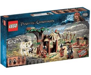 Lego Pirates Of The Caribbean Flucht Vor Den Kannibalen 4182 Ab 69