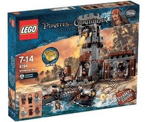Lego Pirates Of The Caribbean Whitecap Bucht 4194 Ab 15499