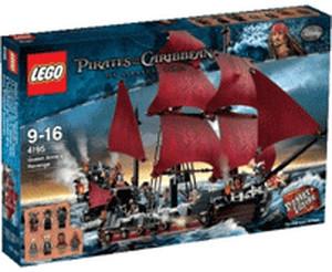 LEGO Piratas del Caribe - La Venganza de la Reina Anna (4195)