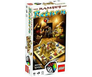Lego Spiele Ramses Return 3855 Ab 4999 Preisvergleich Bei