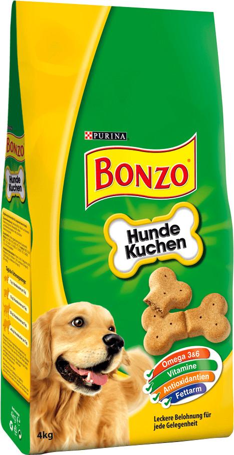 Bonzo Hundekuchen (4 kg)