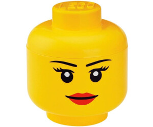 T te de rangement - Deguisement tete de lego ...