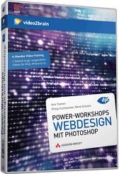 video2brain Power-Workshops: Webdesign mit Phot...
