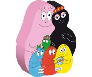 Barbo Toys The Barbapapa Family (52 Pieces)
