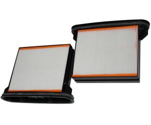 Starmix Faltenfilterkassette FKP 4300 f.897155//156 Nass-//Trockensauger Polyester