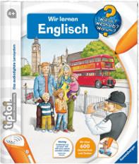 Ravensburger tiptoi - Wir lernen Englisch (005857)