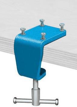 HEUER Tischklammer 120 mm (119 120)