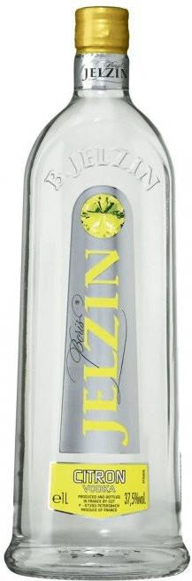 Jelzin Lemon 1l 37,5%