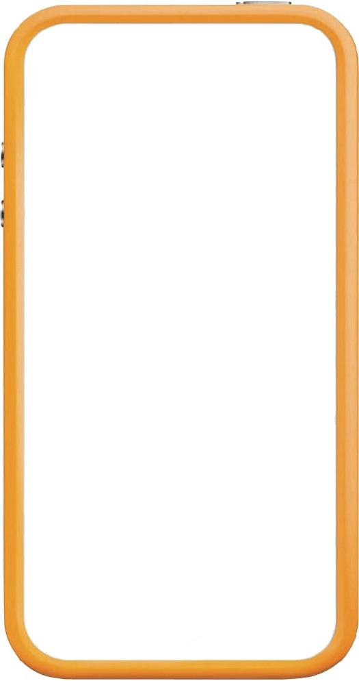 Apple Bumper Orange (iPhone 4 / 4S)