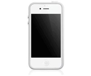 apple bumper wei iphone 4 4s ab 3 99 preisvergleich. Black Bedroom Furniture Sets. Home Design Ideas