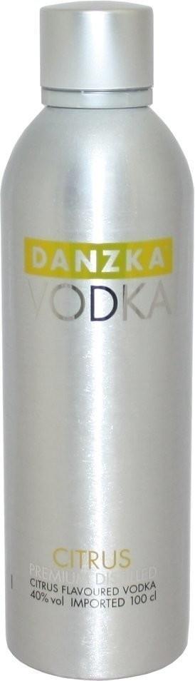 Danzka Citrus 1l 40%