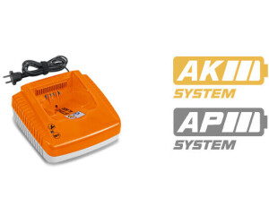 HABERL STIHL Akku System PRO Schnell Ladegerät AL 300