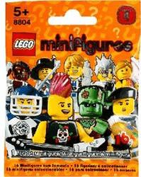 LEGO Minifiguras Serie 4 (8804)