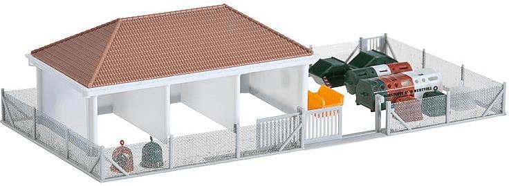Faller Wertstoffhof (232246)