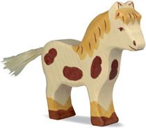 Holztiger Pony (1390)