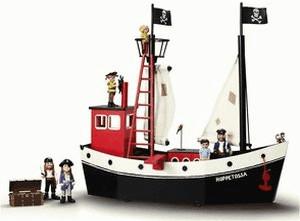 Micki Pippi Langstrumpf - Piratenschiff Hoppetosse