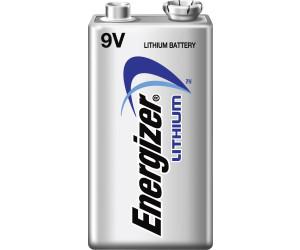 energizer lithium e block batterie 9v 633287 ab 5 94 preisvergleich bei. Black Bedroom Furniture Sets. Home Design Ideas