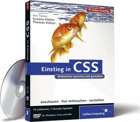 Rheinwerk Verlag Einstieg in CSS - Webseiten la...