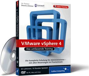 Rheinwerk Verlag VMware vSphere 4 - Das umfasse...