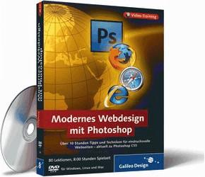 Rheinwerk Verlag Modernes Webdesign mit Photosh...