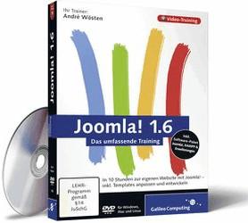 Rheinwerk Verlag Joomla! 1.6 - Das umfassende T...