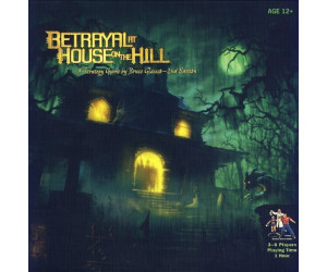 Image of Avalon Hill Betrayal At House On The Hill New Version