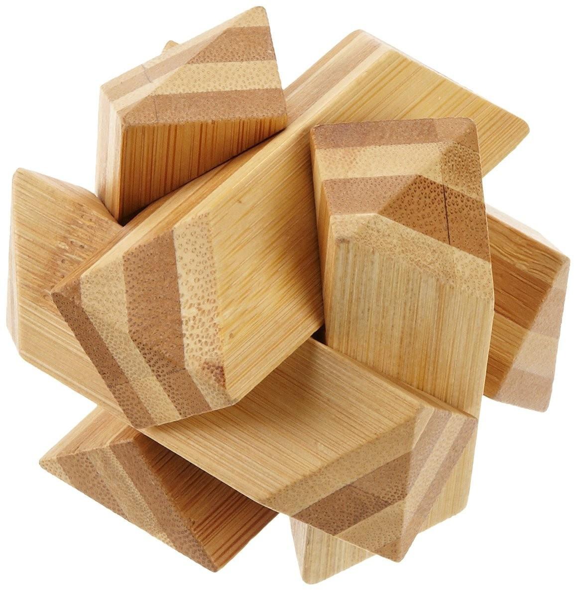 Ballpuzzle Bambus