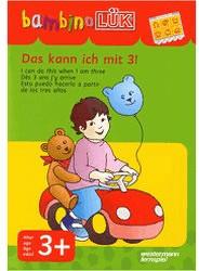 Westermann bambinoLÜK Das kann ich mit 3!