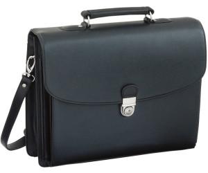 Alassio Forte Briefcase black (92011)
