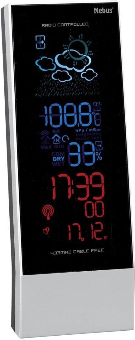 Mebus 10385 funkgesteuerte Wetterstation