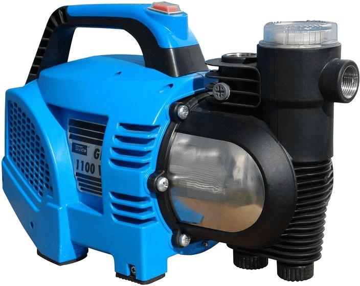 Güde Bewässerungspumpe GP 1100 VF