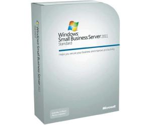 Microsoft Windows Small Business Server 2011 Standard 64Bit ...