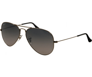 dbc5ce779ff5e ... 004 78 Polarised (gunmetal blue gradient. Ray-Ban Aviator Metal RB3025