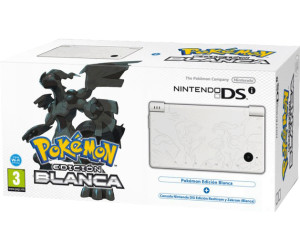 Nintendo DSi Pokémon Edition white