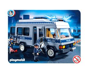 playmobil polizei mannschaftswagen 4022 ab 21 99 oktober 2019 preise preisvergleich bei. Black Bedroom Furniture Sets. Home Design Ideas