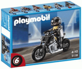 Playmobil Custom Bike (5118)