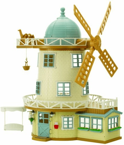 Sylvanian Families Feld - Mühle