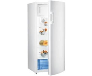Retro Kühlschrank Gorenje : Gorenje rb ord standkühlschrank rot b ware