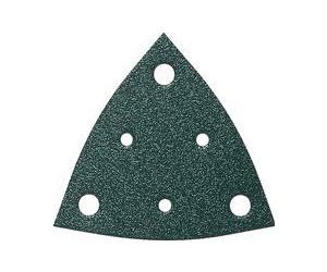 Schleifpapier K 80 FEIN Multimaster Dreieck Schleifblätter gelocht 50 Stück